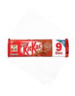 Kitkat Chocolate Hazelnut Spread 9 pack186.3g