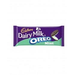 Cadbury Dairy milk Oreo mint 120g