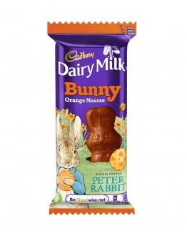 CADBURY DAIRY MILK BUNNY ORANGE 30G