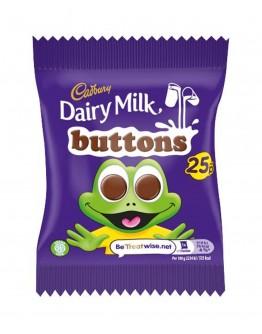 Cadbury Dairy milk buttons 14.4g