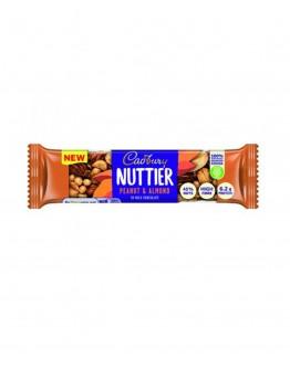 Cadbury nuttier peanut & almond 40g