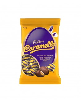 CADBURY CARAMELLO EGGS 117g