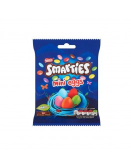 Smarties Mini Eggs 80g