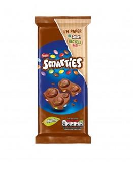 NESTLE SMARTIES MILK CHOCOLATE BLOCK 90g