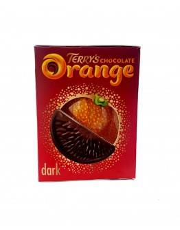 TERRY ORANGE DARK CHOC  157g