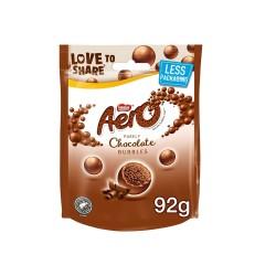 AERO BUBBLES CHOCOLATE 92G