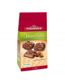 Pischinger Minis Cubes Wafer With Chocolate & Haselnuss