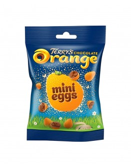 Terrys orange chcolate mini eggs80g