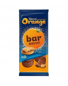 Terrys orange bar biscuit 90g