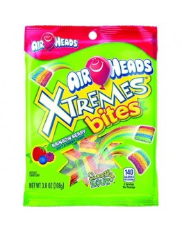 Airheads Xtremes Ah Xtremes Bites 108g