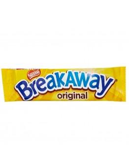 Nestle Breakaway Milk Chocolate Biscuit 19.1g