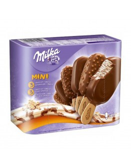 Milka Ice Cream Mini Stick 300ml 222g