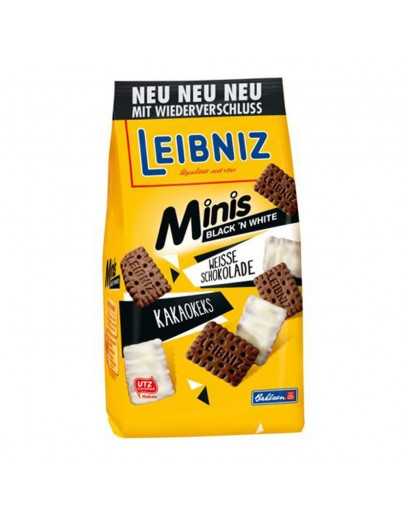 Leibniz Minis Black & White 125 g