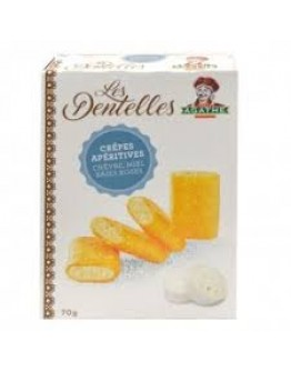 Les Dentelles Crepes AperitIlves 70g