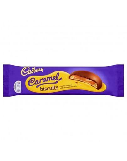 Cadbury Caramel Biscuits 130g