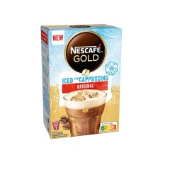 nestle limited nescafe gold iced cappuccion 108.5g