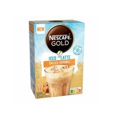 nestle nescafe gold iced Latte salted caramel 101.5g