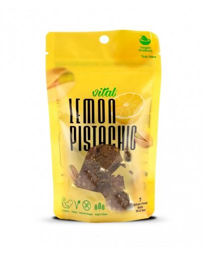 vital lemon pistachio 70g