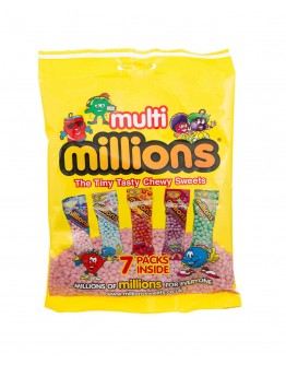 MILLIONS MULTIPACK MIX115g