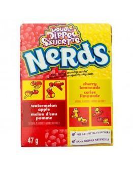 Nerds Lemonade Wild Cherry & Apple Watermelon 47g