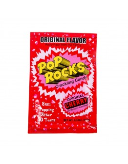 Pop Rocks Original Cherry 9.5G