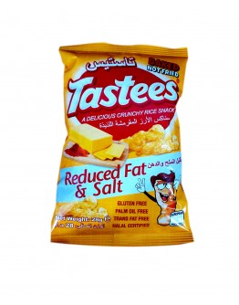 Tastees Reduced fat &salt 28g