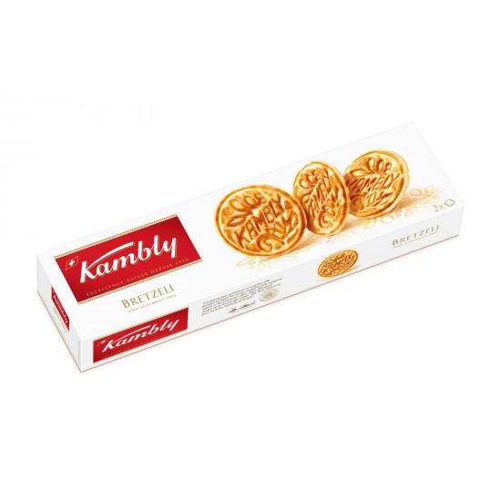 Kambly Bretzeli Swiss Biscuit 98G