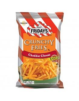 Tgi Fridays Crunchy Fries Cheddar Cheese 127.8G