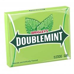 Wrigley's Doublemint Gum Slim Pack Single Pack 80 G