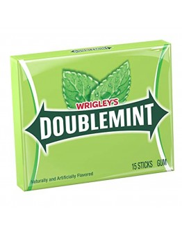 Wrigley's Doublemint Gum Slim Pack Single Pack 80 G