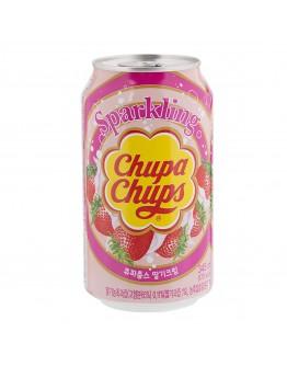 Chupa Chups Sparkling Soda Strawberry 345ml