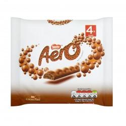 Aero Bubbly Bar Milk 4 Pack 108G