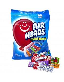 Airheads Minis Bag Assorted Flavor 119g