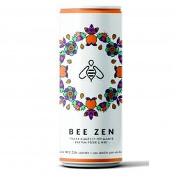 Bee Zen Herbal tea with peach and honey 250ml