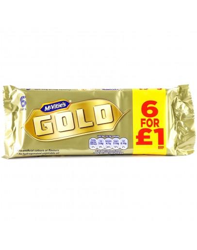 Biscuit Mcvities Gold 106g