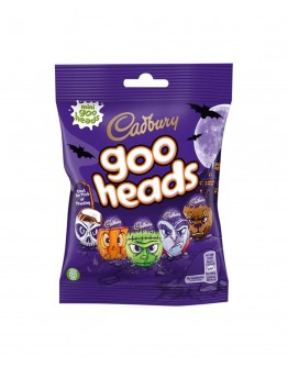 CAD BURY GOO HEADS 89g