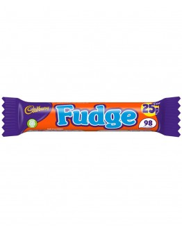 CADBURY FUDGE 25P 22g
