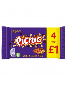 Cad Picnic Bites 4 For 1 p128g