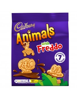 Cadbury Animals Mini Biscuits 139g