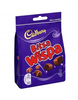 Cadbury Bitsa Wispa Chocolate Bag 110g