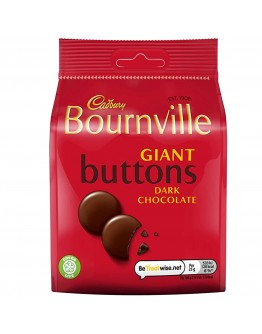 Cadbury Bournville Buttons 95g