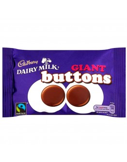 Cadbury Buttons Giant Bag 40g