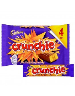 Cadbury Crunchie 4pk 104.4g