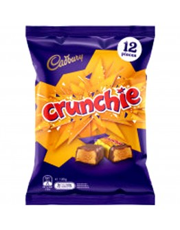 Cadbury Crunchy Bar Shrpk 180 Gm