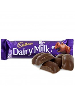 Cadbury Dairy Milk Chocolate 45g