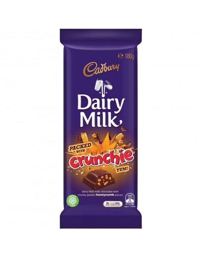 Cadbury Dairy Milk Crunchie 180 G