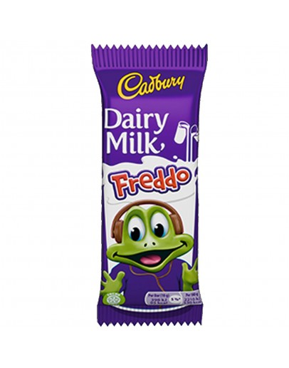 Cadbury Dairy Milk Freddo 25p Chocolate Bar 18g