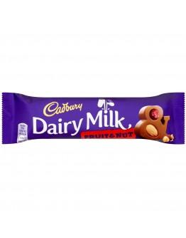 Cadbury Dairy Milk Fruit and Nut stuffing 49g