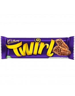 Cadbury Twirl Chocolate Bar 43g