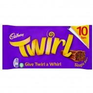 Cadbury Twirl10Bar 215g